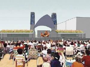 Council Wants Proposed Boardwalk Comfort Station Design Altered