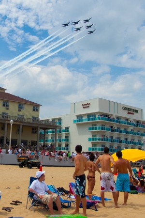 NEW FOR MONDAY: Air Show Acts To Fly Further North This Year