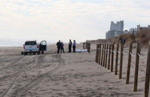NEW FOR TUESDAY: Body Discovered On Beach In OC