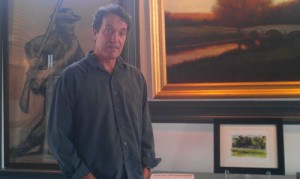 Artist Fitzgerald Reflects On Antietam's Impact On His Life