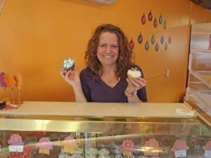 Bakery Enjoying 'Cupcake Craze'