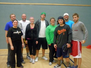 The Ocean City Recreation and Parks Department's Fall Dodge Ball League concluded last week with the DowntownTickets.com team, pictured above, beating the Ball Dodgers, pictured below, in the champion
