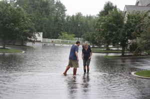 Berlin Residents Frustrated By Constant Flooding
