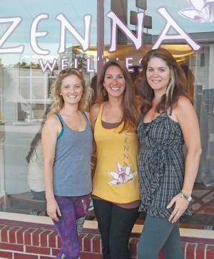 Berlin's Zenna Wellness Center Celebrates Opening