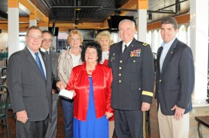 Star Charities Presents $1,000 Check To Maryland National Guard Foundation