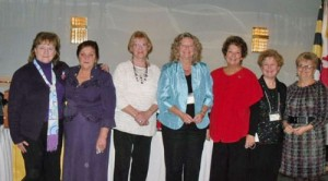 2012-13 Board Officers Of The Republican Women Of Worcester County Installed