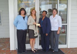 Bank Of OC Donates $500 To Women Supporting Women