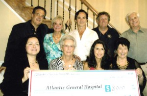 Three Tenors And Two Divas Performed At The OP Community Church And Raised $8,000 For AGH