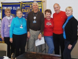 Kiwanis Club Of Greater OP-OC Annouces New Inductees