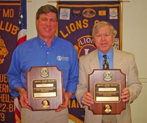 "OC Lions Members Wist, Cannon Named ""Melvin Jones"" Fellows"