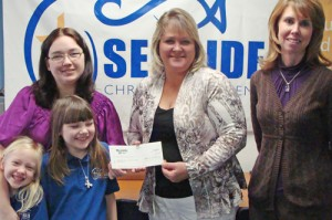 Seaside Christian Academy Helps The Living Legacy Foundation