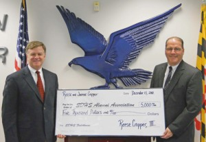 Cropper's Gift To SDHS
