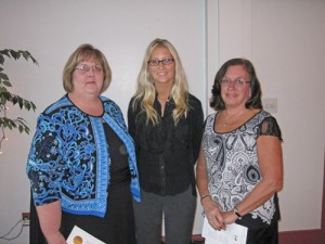 Delta Kappa Gamma Women's Education Leadership Society Inducts New Members