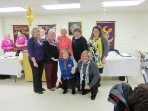 OC Lioness Inducted Seven New Members