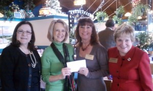 Women's Council Of Realtors Donate $1,100 To Worcester GOLD