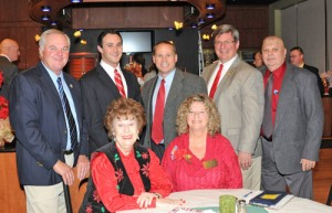 Worcester County Republican Central Committee Celebrates 1st Annual Christmas Party