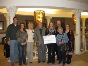 Jeffrey Peter Marx Fund Awards Grant To Worcester County G.O.L.D.
