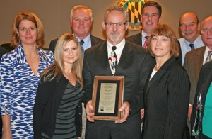 Worcester County Receives Government Finance Officers Association Certificate