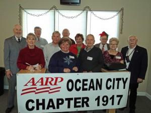 OC AARP Chapter 1917 Installs New Board Of Directors