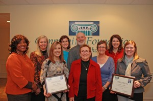 Community Foundation Honors Wicomico County TAD Program And Wicomico High With Mary Gay Calcott Award Of Excellence
