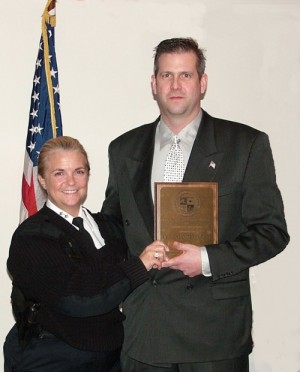 Corporal Named As OC's Officer Of Year
