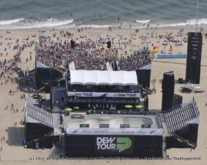 NEW FOR THURSDAY: Next June Packed With Events In Ocean City Including Dew Tour