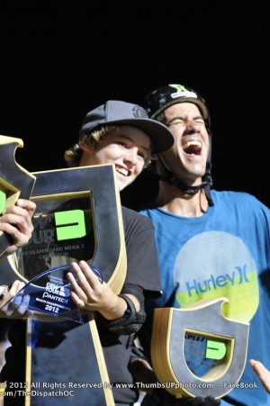 NEW FOR THURSDAY: OC Crowds Set Dew Tour Attendance Record