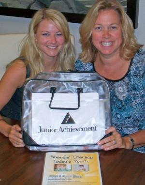 Junior Achievement Eyes Worcester Students