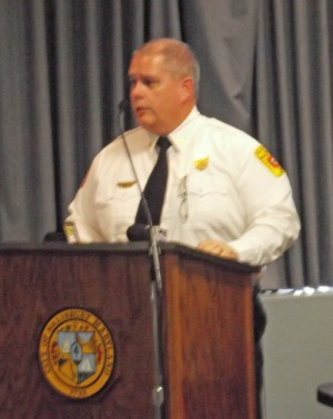 Mayor Eyes Hoppes For Salisbury Fire Chief