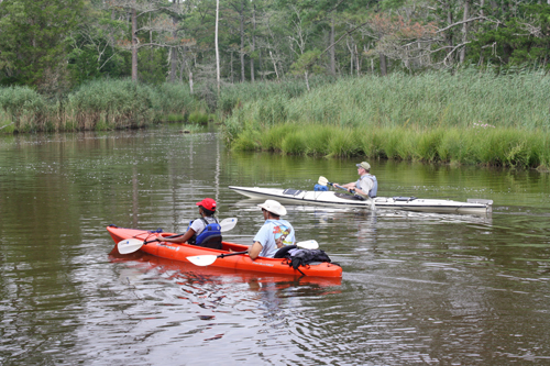 08/16/2012   New Kayak Launch Celebrated At Site Of Former