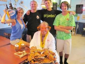 OC's Self-Proclaimed 'Crabologist' Has Big Plans For Summer, Beyond