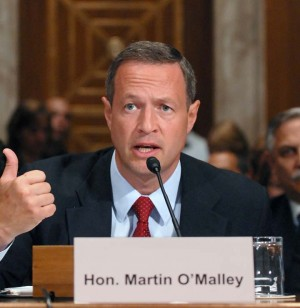 O'Malley Reiterates He Wants Slots In Maryland