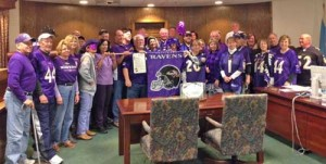 Ocean City Proclaims Today As 'Purple Friday'