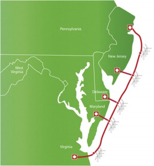Offshore Wind Transmission Line May Cross Assateague