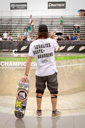 Online Skateboarding Petition Seeks To Vocalize Support