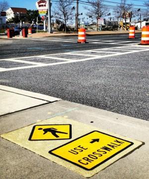 Pilot Program Targets Pedestrians In Ocean City