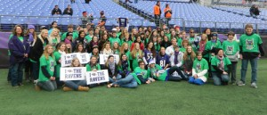 Ravens Honor Decatur Students For Community Service