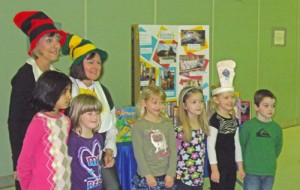 Showell Students Learn About Virtues Of Books, Libraries