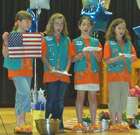 Girl Scouts Service Unit 7