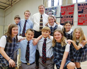 Rev. Doug Potvin Featured Speaker At Worcester Prep's Annual Thanksgiving Services