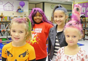 Snow Hill Elementary Celebrated Red Ribbon Week