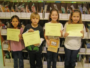 Buckingham Elementary Congratulates Students Of The Month