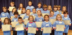 OC Elementary School Honors November Students Of The Month