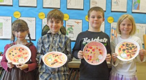 OC Elementary Students Demonstrate Their Knowledge Of Fractions