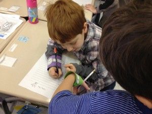 Third Grade Students At Showell Elementary Create Analog Watches
