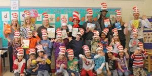 Parents Participate In Read Across America Day At OC Elementary