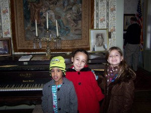 OC Elementary Students Visit Delmarva Discovery Center And Costen House Museum