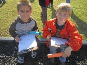 OC Elementary Students Search For Natural Resources