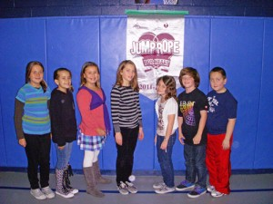 OC Elementary Holds Annual Jump Rope For Heart