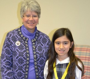 Trice Wins Worcester Prep School National Geography Bee